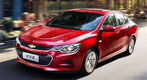 The Chevy Cavalier Is Alive And Well In China With New