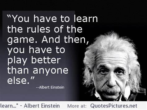 Hopefully You Please Learn From My Mistakes albert einstein quotes learning