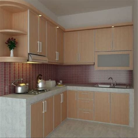 jual kitchen set minimalis bandung  lapak yoshan indra