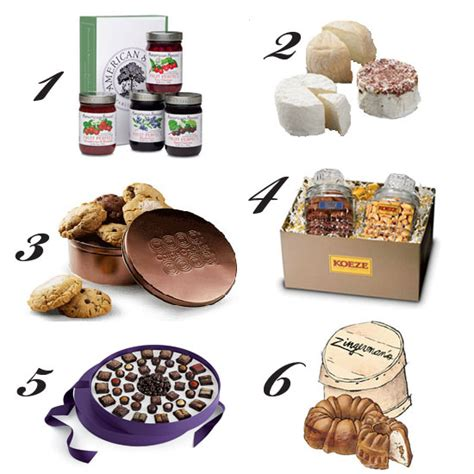 last minute mail order food gifts whipped