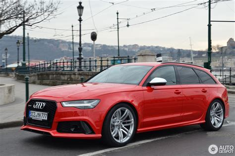 Audi Rs6 Avant C7 2015  19 Januari 2015 Autogespot