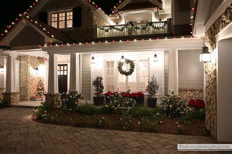 Christmas Night Lights  The Sunny Side Up Blog