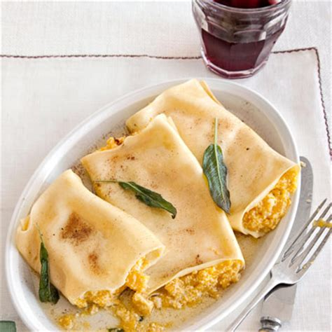 brown butter sauce recipe pumpkin cannelloni with sage brown butter sauce recipe