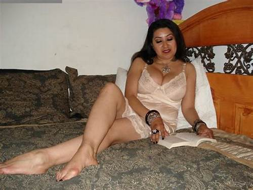 Model In Satin Blouse Is Showing Breasty #Desi #Hot #Bhabhi #In #Nighty