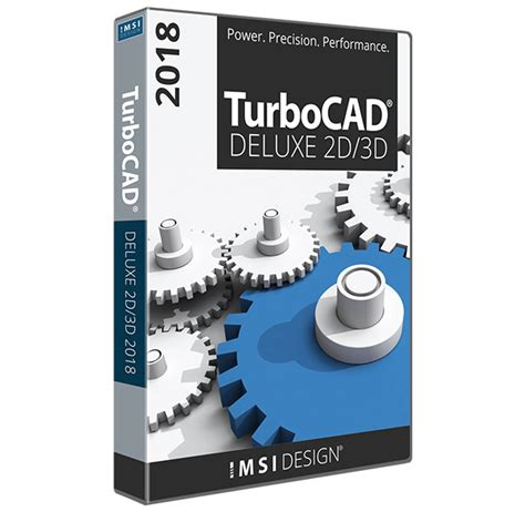 turbocad  deluxe powerful dd drafting modelling