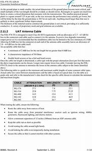 Freeflight Systems Fdl978xxxx Uat Transceiver User Manual