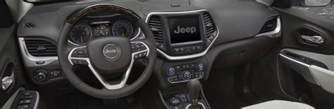 jeep burgundy interior 2017 jeep cherokee review