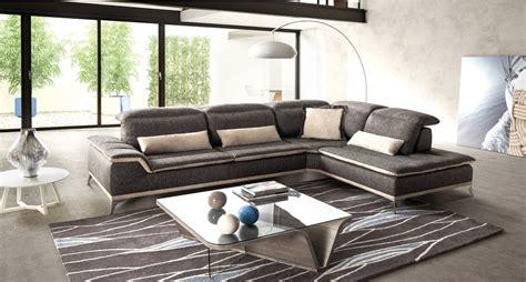 canapé d angle mobilier de canapés d 39 angle volare mobilier de
