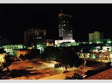 Amarillo, TX Downtown Amarillo at night photo, picture