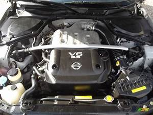 2004 Nissan 350z Coupe Engine Photos