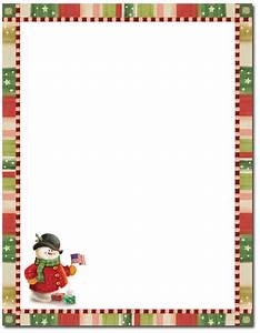 christmas stationery home seasonal papers christmas With christmas letter stationery printable