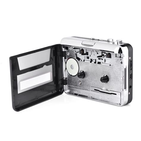 Convertitore Da Cassetta A Cd by Aa Batteria Usb Convertitore Da Musicassette A Mp3 Pc Cd