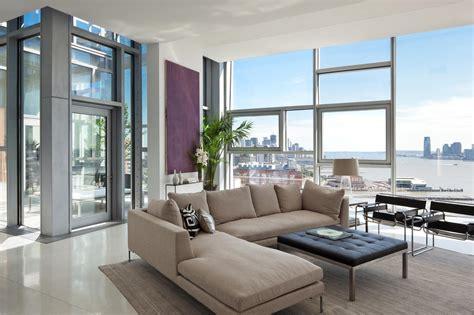 spectacular penthouse  chelsea