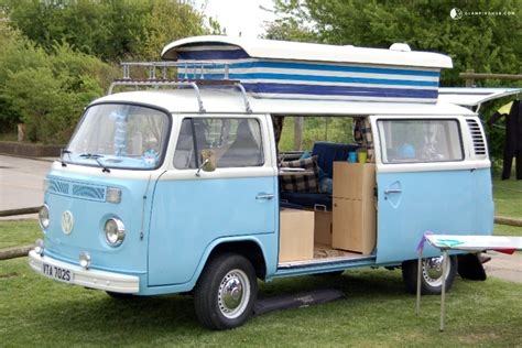 vw campervan england vintage volkswagon campers surrey