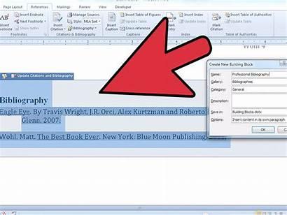 Word Citazione Aggiungere Wikihow Come
