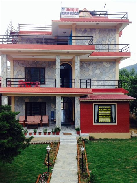 New Design Home Nepal by Unique Mountain Guest House Pokhara Nepal Phone Address