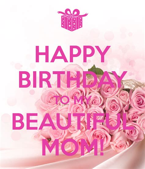 Mother Birthday Quotes Quotesgram