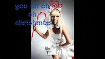Lady GaGa Christmas Tree (Feat.Space Cowboy)Lyrics HD ...