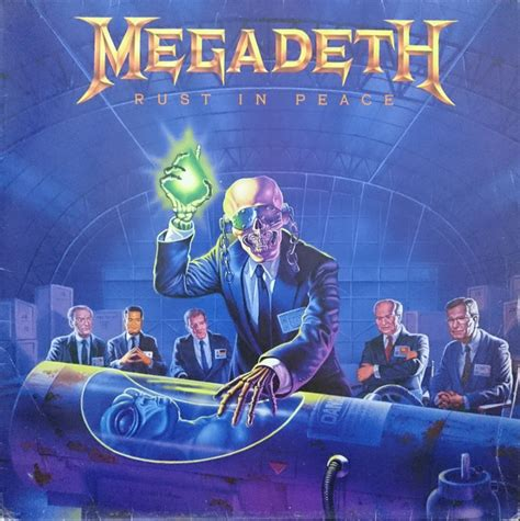 rust peace megadeth album discogs lp