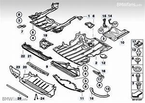 Shield  Engine Comp   Underfloor Panelling Bmw 3 U0026 39  E92  M3