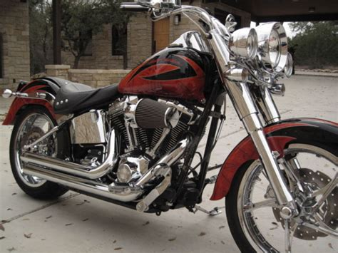 2011 Harley-davidson Fat Boy Custom One Of A Kind Show Bike