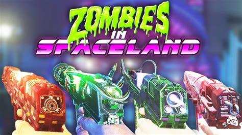 spaceland zombies wonder weapons shredder dischord