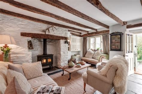 Inspiring Sitting Room Decor Ideas For Inviting And Cozy: Cornwall Dog Friendly Luxury Moorland Cottage Bodmin Moor