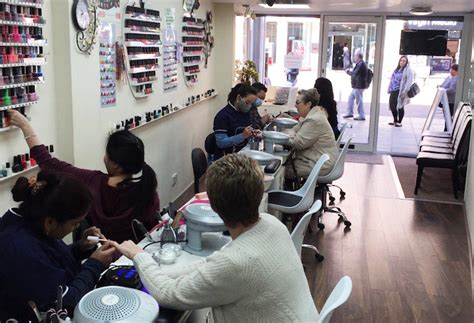 professional american nail care  peterborough