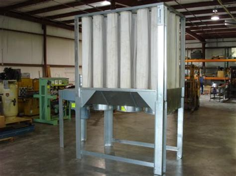 dantherm dust collector dantherm nfp  dust collector