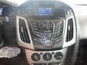 Ford Fiestum Radio Wiring