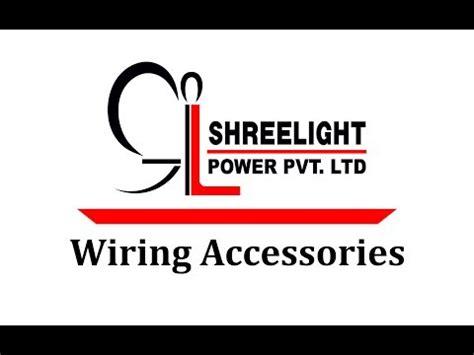 Electrical Wiring Accessories Chennai Tamil Nadu
