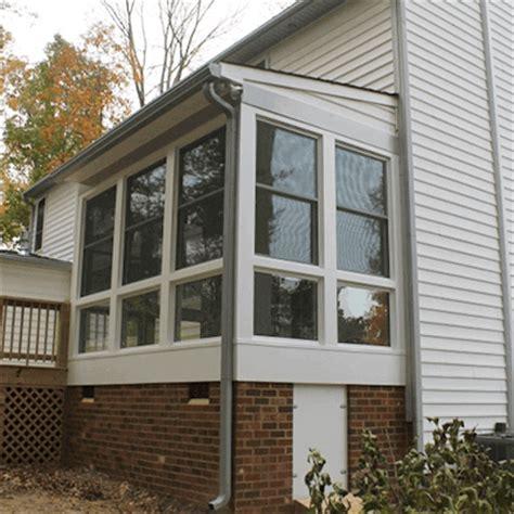 sunrooms richmond va bnw builders richmond va windows roofing siding