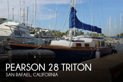 Triton Boats For Sale Near Me by Pearson 28 Triton For Sale In San Rafael Ca For 8 700