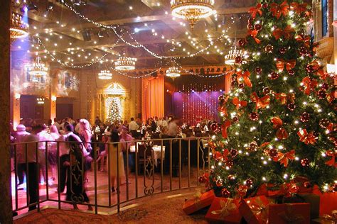 christmas lunch venue melbourne plaza ballroom