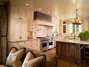 French-style kitchen - Kitchen - atlanta - by Morgan Creek