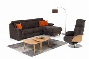 Möbel Outlet Online : skandinavische m bel jarven ecksofa in braun m bel letz ihr online shop ~ Indierocktalk.com Haus und Dekorationen