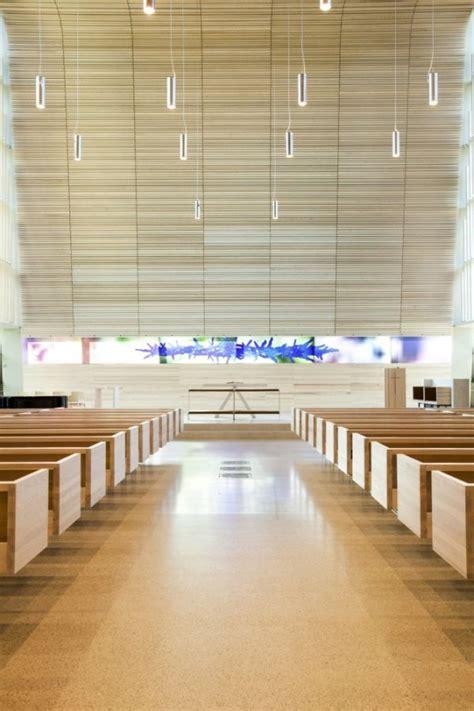 contemporary boler church   minimalist design