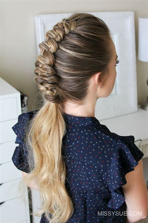 how to dutch infinity braid braids braids infinity
