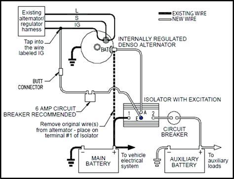 diagram sure power battery isolator wiring diagram