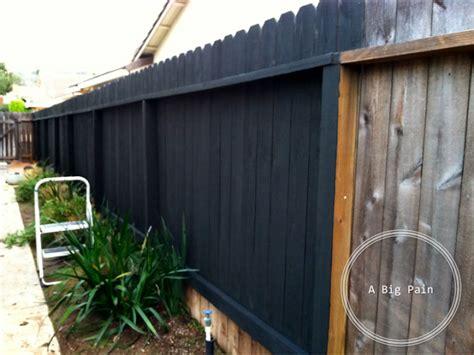 behrs slate stain   fence backyardagin outdoor