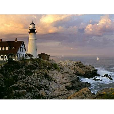 National Lighthouse Day …. today August 7!!It Is What