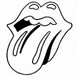 Tongue Drawing Mouth Rolling Stones Coloring Lips Draw Stone Drawings Getdrawings Smiling Rock Line Template Logos Trademark Ipaustralia Protruded Registered sketch template