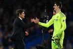 Thibaut Courtois injury: Chelsea boss Antonio Conte ...