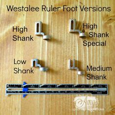 ruler foot and template set 1000 images about westalee quilting system on quilting templates templates and