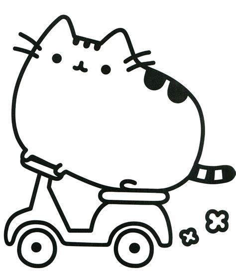 pusheen coloring book pusheen pusheen the cat dibujos a colorear dibujos de gatos dibujos