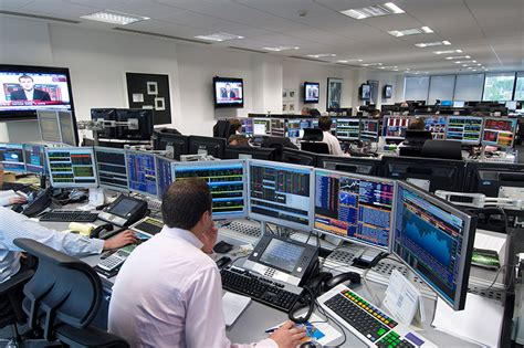 Trading-floor-technology