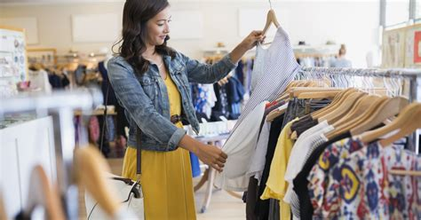 consumers   buy clothing    rent