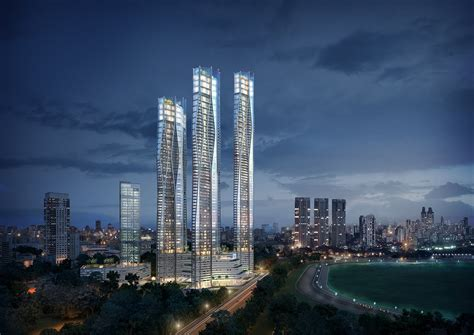 Mumbai Tallest Building Projects and Proposals 2016-18