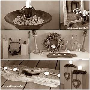 Deko Ideen Holz : deko ~ Lizthompson.info Haus und Dekorationen