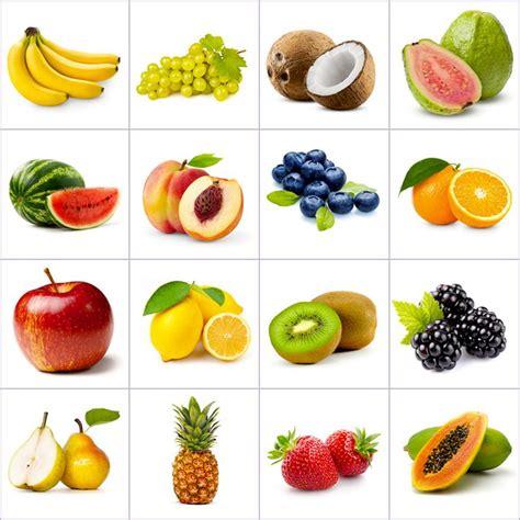 grid  pictures  memorize fruits atividades sobre